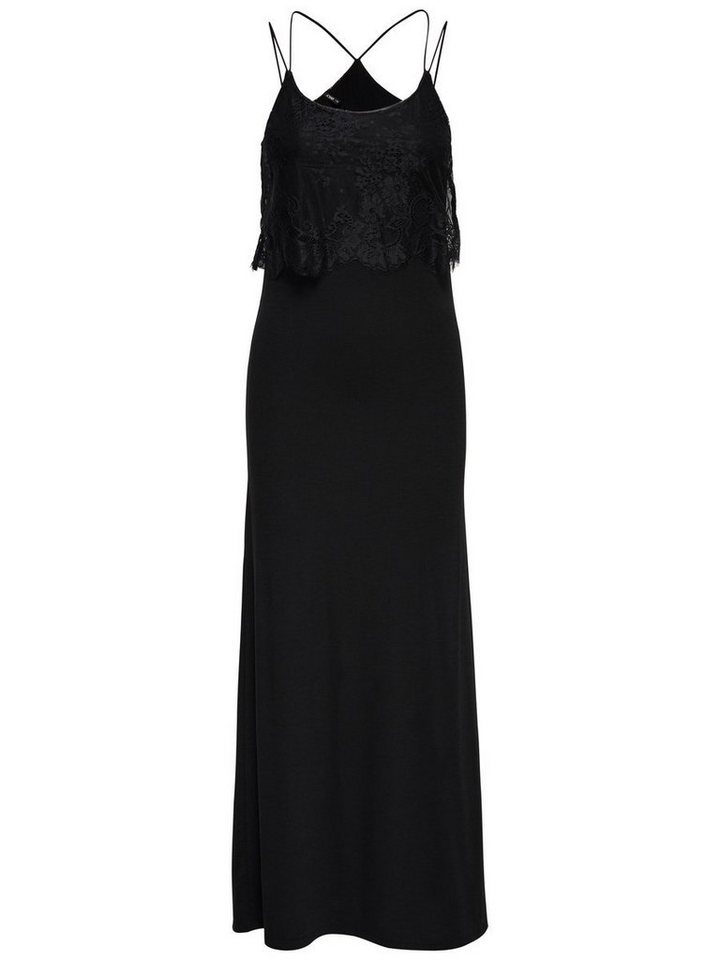 ONLY Maxi jurk zwart