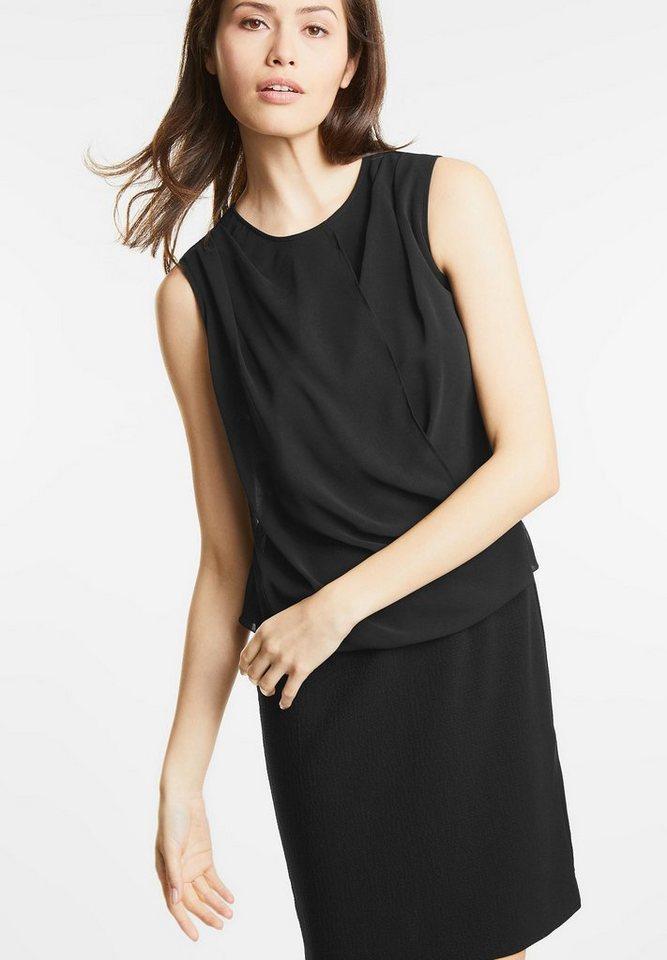 Street One Elegante jurk Maxima zwart