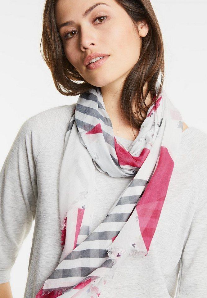 Street One Zachte lange sjaal Bianca