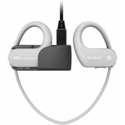 Sony Bluetooth Sport Oordopjes In Ear MP3-player, Bestand tegen zweet, Waterbestendig Grijs