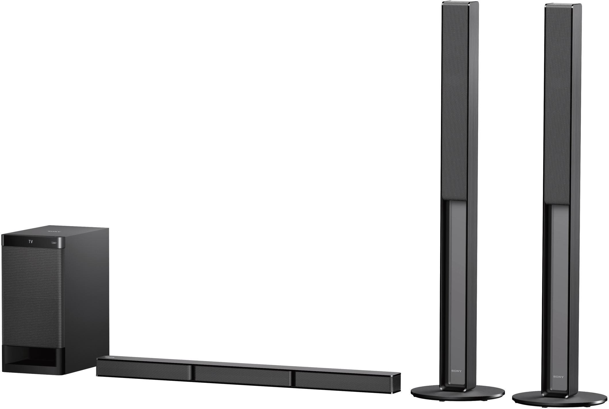 Op zoek naar een SONY HT-RT4 5.1 soundbar (Hi-Res, Bluetooth, NFC, wifi)? Koop online bij OTTO