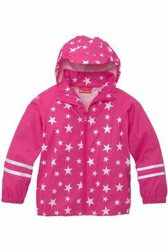 scout regenjack roze