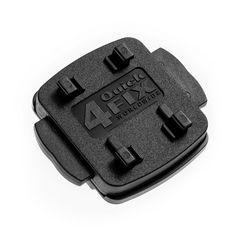 tahuna houder »kabelbinder fahrradhalterung 90°« zwart