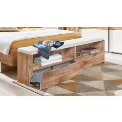 wimex slaapkamerbankje bruin