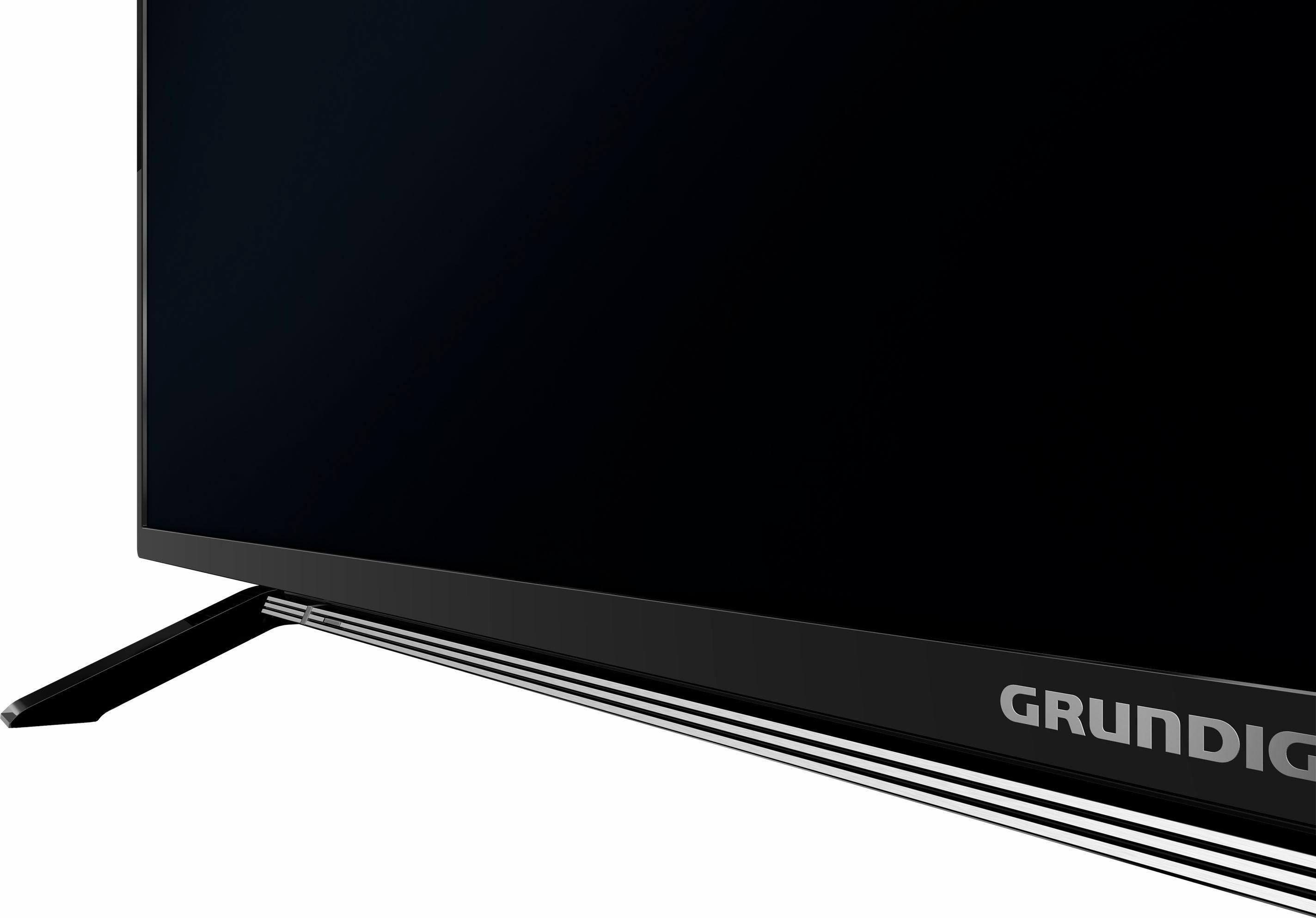 grundig 40 vlx 7000 bp led tv 102 cm 40 inch uhd 4k. Black Bedroom Furniture Sets. Home Design Ideas