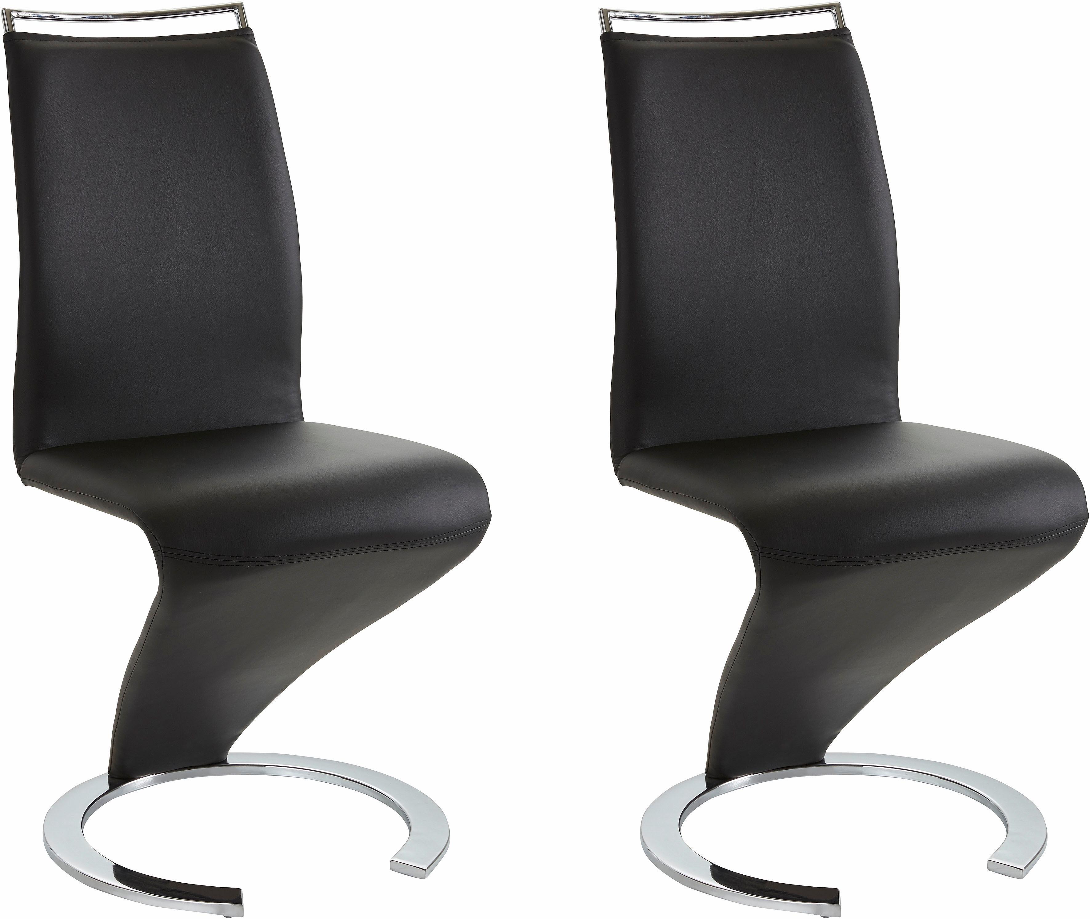 Op zoek naar een Homexperts Steinhoff vrijdragende stoel (set van 2)? Koop online bij OTTO