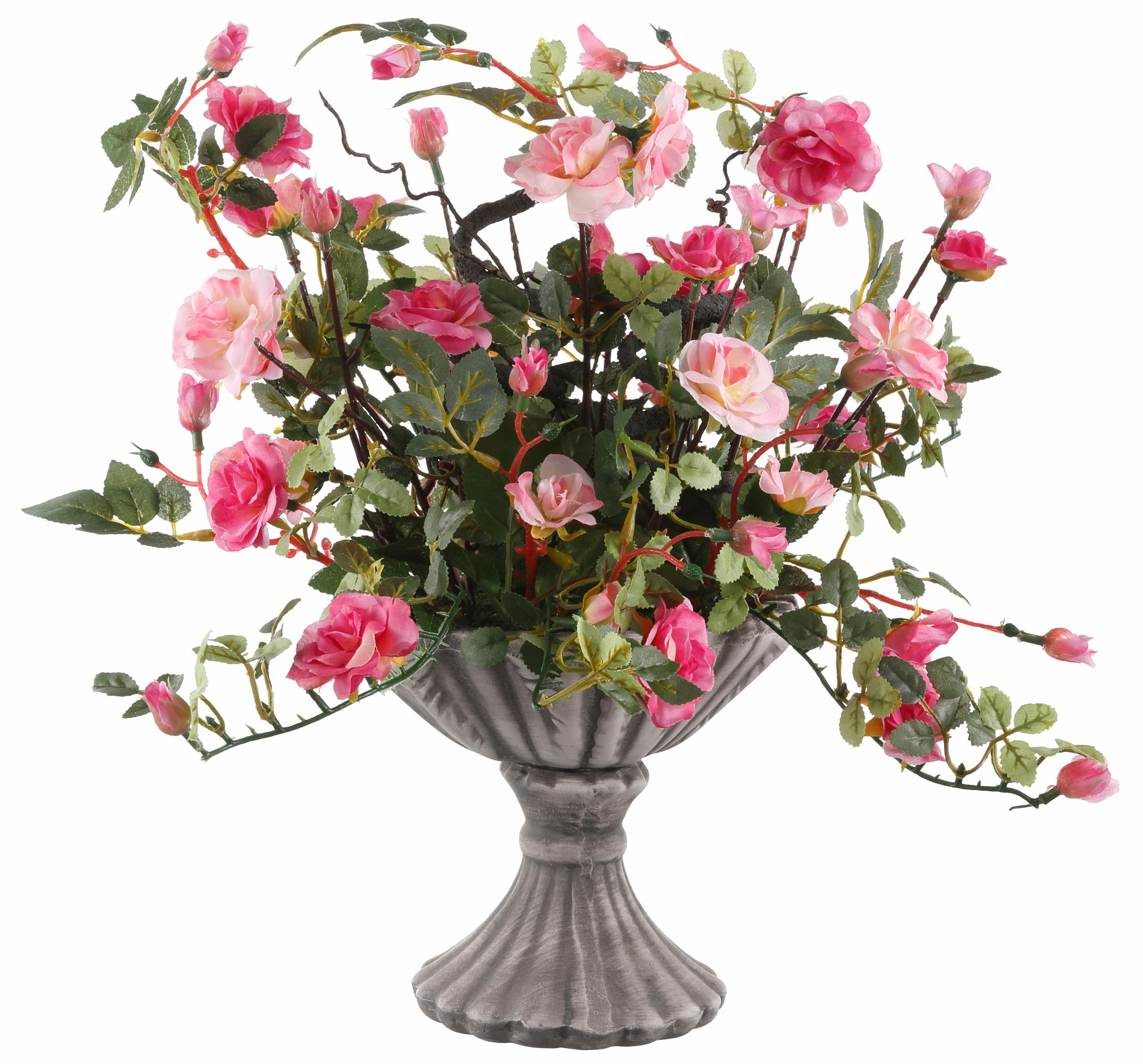 HOME AFFAIRE Kunstbloemen Wilde rozen in de online shop | OTTO