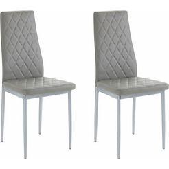 "stoel ""brooke"" grijs"
