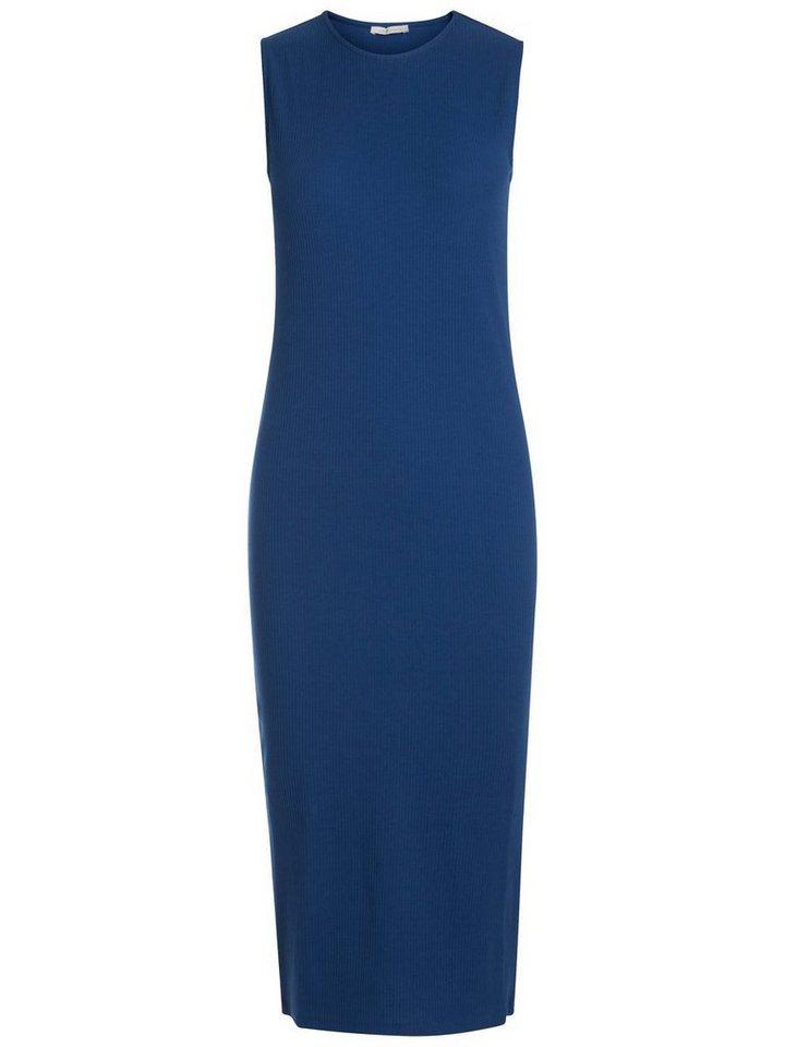Pieces jurk blauw