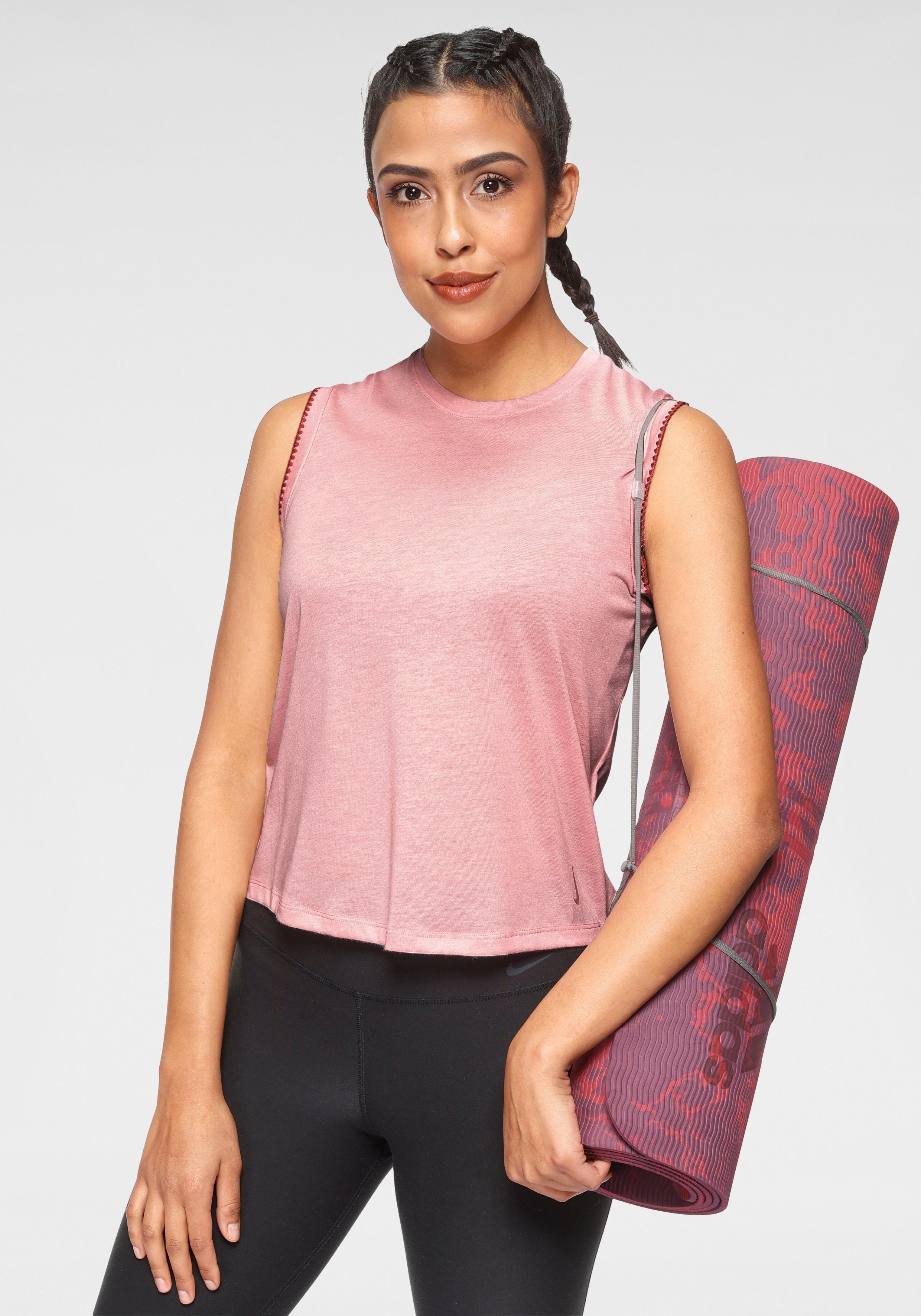 Nike yogatop Nike Yoga Women's Crochet Tank bij OTTO online kopen