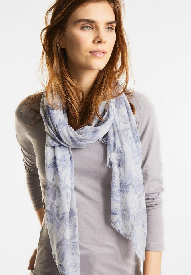 Street One Sjaal met palmprint Eileen