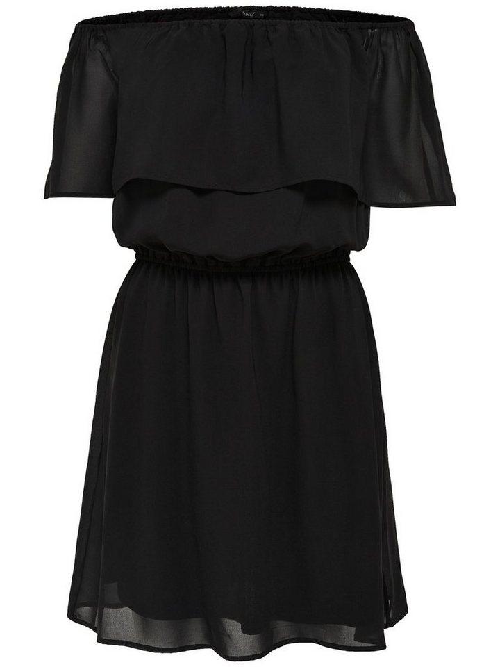 ONLY Korte jurk zwart