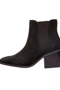 Klassieke suèdeleren - boots