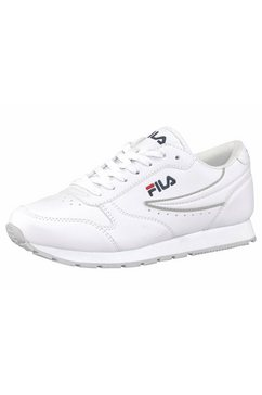 fila sneakers »orbit low« wit