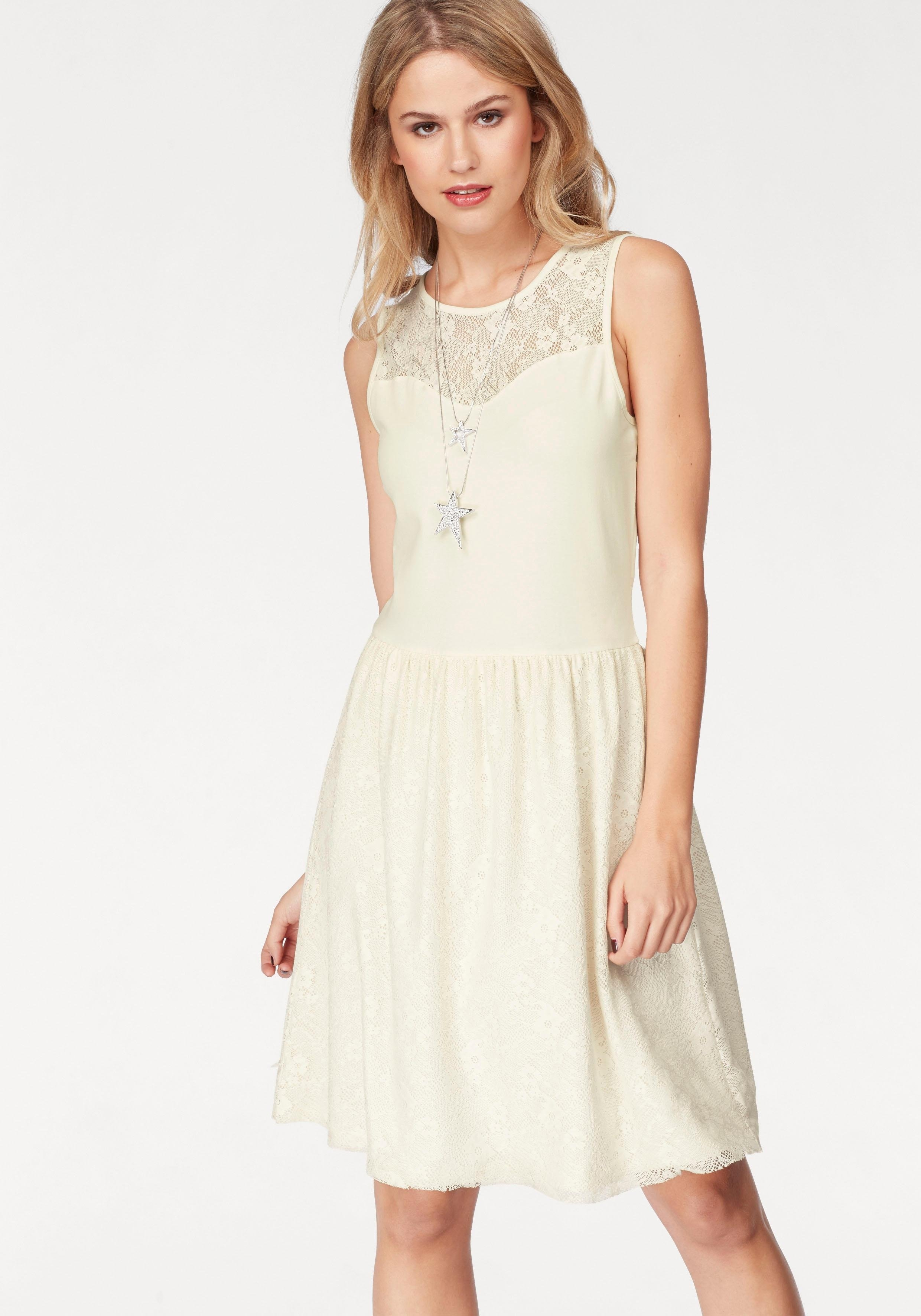 4e18e354fdfac1 Beroemd ONLY kanten jurk »NIELLA« snel online gekocht
