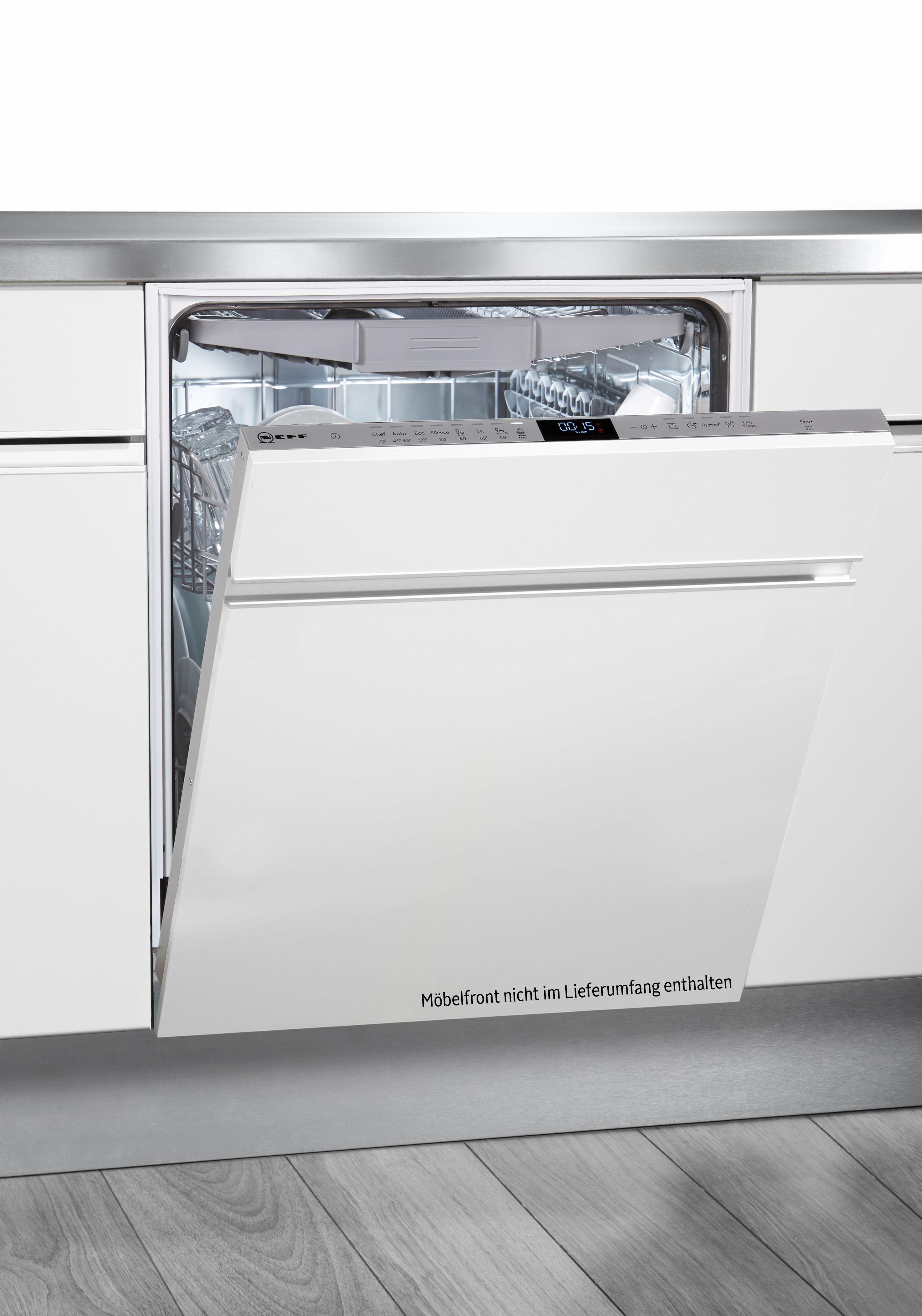 Neff volledig integreerbare inbouwvaatwasser Serie 5 S525M80X1E, A++, 9,5 l, 14 standaardcouverts bestellen: 14 dagen bedenktijd