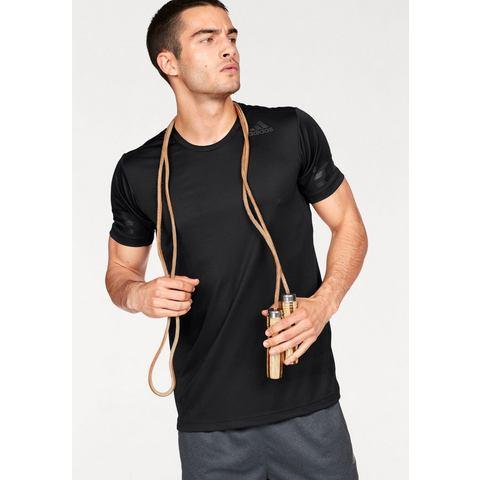 Adidas FreeLift Climacool Herren Trainingsshirt (schwarz) XL