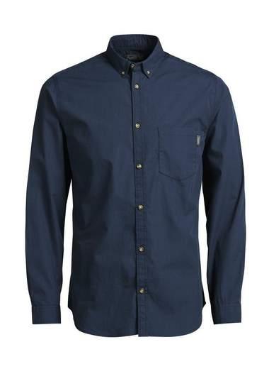 Jack & Jones Lange mouw klassiek Overhemd met lange mouwen