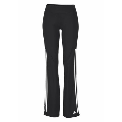 WORKOUT 3S PANT STRAIGHT fitness broek vrouwen