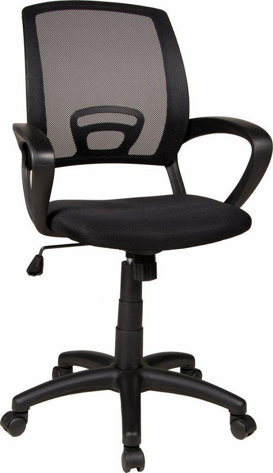 DUOCOLLECTION bureaustoel voor kinderen en tieners Tom