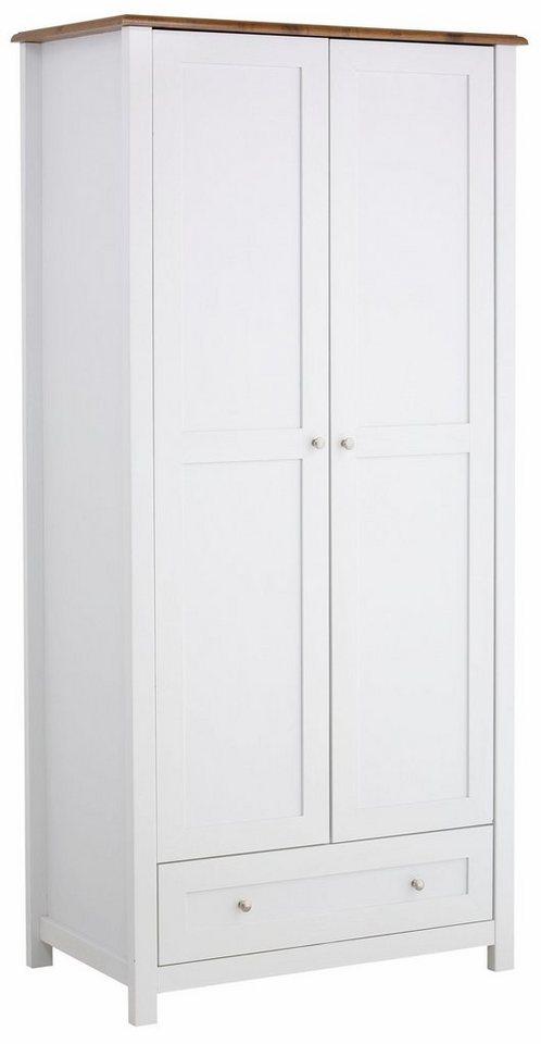 HOME AFFAIRE garderobekast Abelina, breedte 93 cm