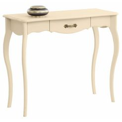 home affaire sidetable  «lebo», beige