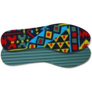 fussgut thermo-zool thermofleece inlay's (set, 4-delig) multicolor