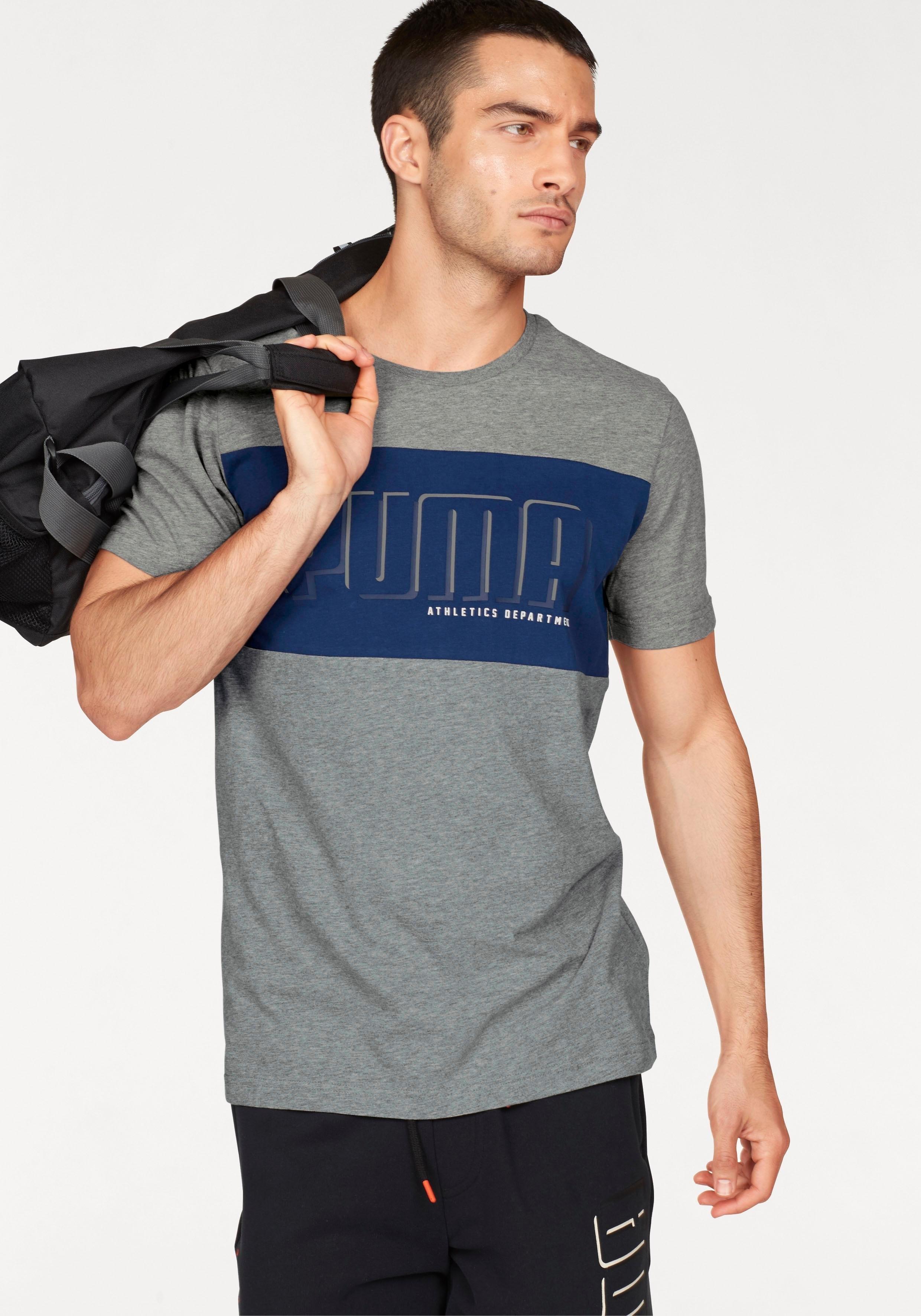 Puma Online shirtstyle T Athletics Tee Shop Graphic PwO8nXZkN0