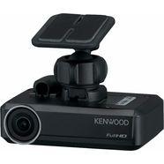 kenwood camcorder drvn520 dashcam met aansluiting voor dashcam-link-compatibele moniceivers | weergave van de opnamen via de aangesloten moniceiver zwart