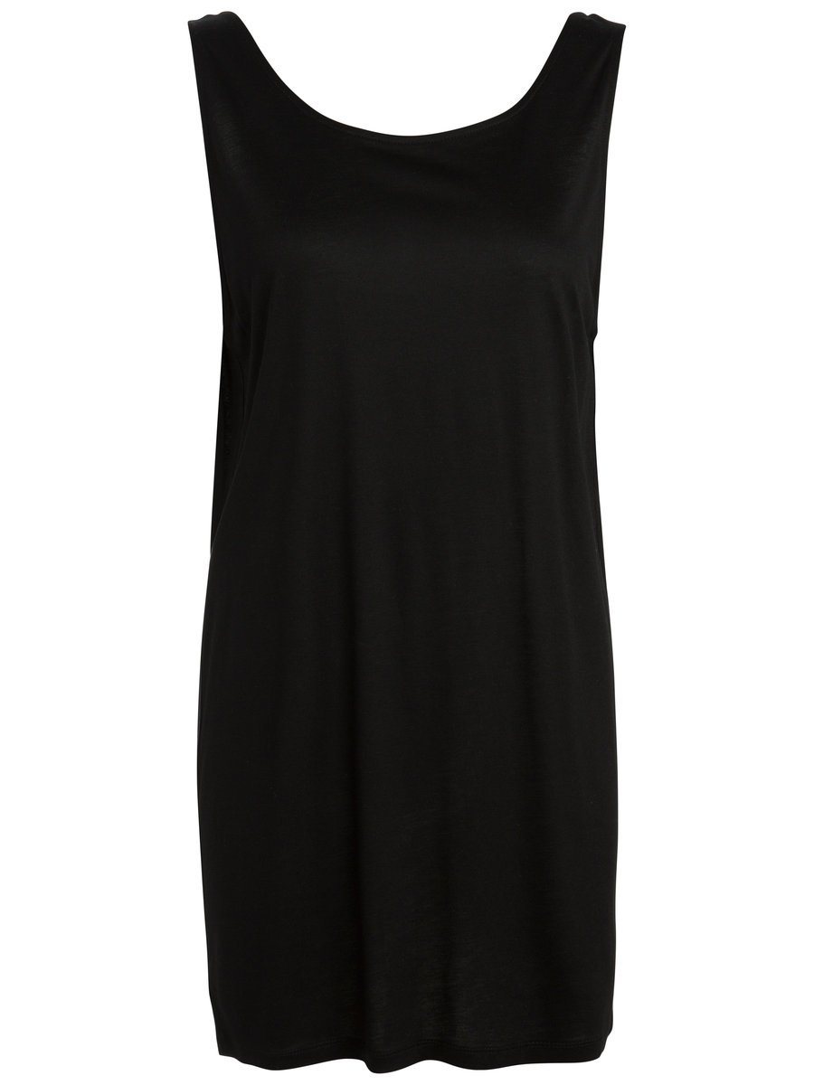 Zwart jurkje pieces