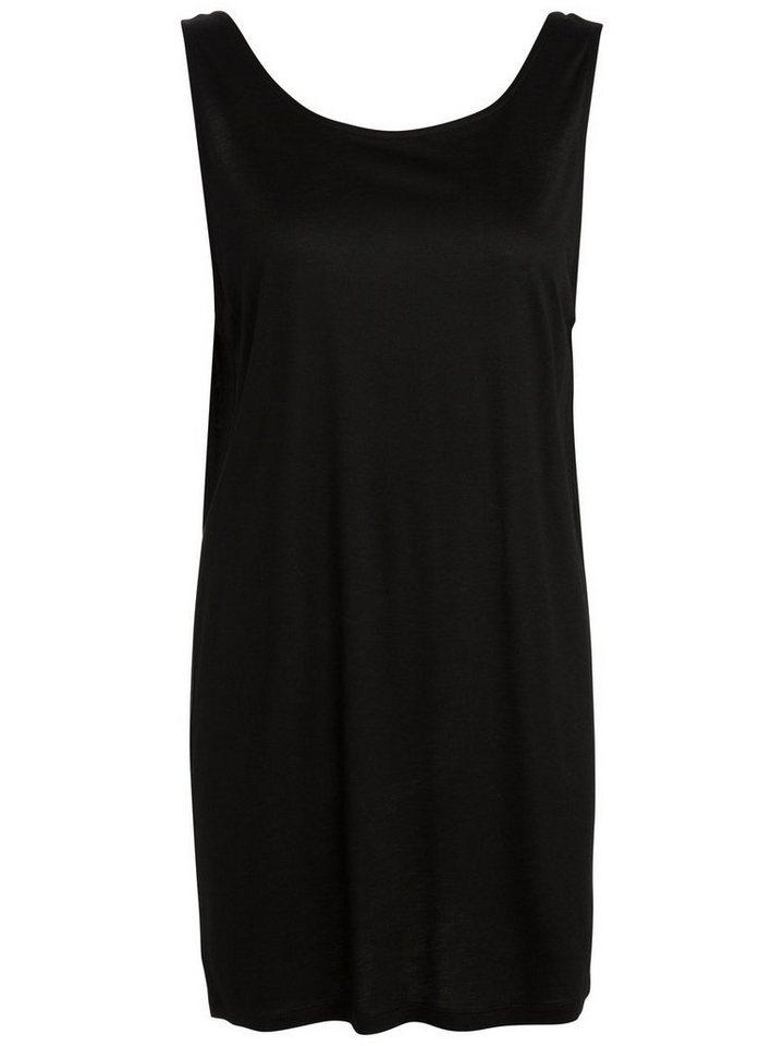 Pieces Basic jurk zwart