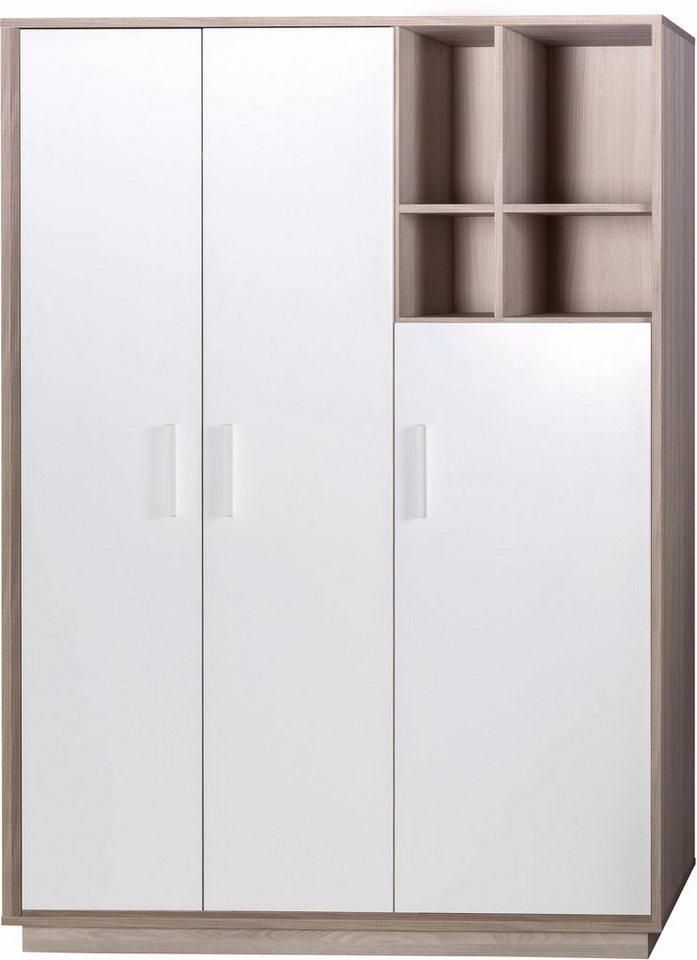 ROBA garderobekast Olaf 3-deurs