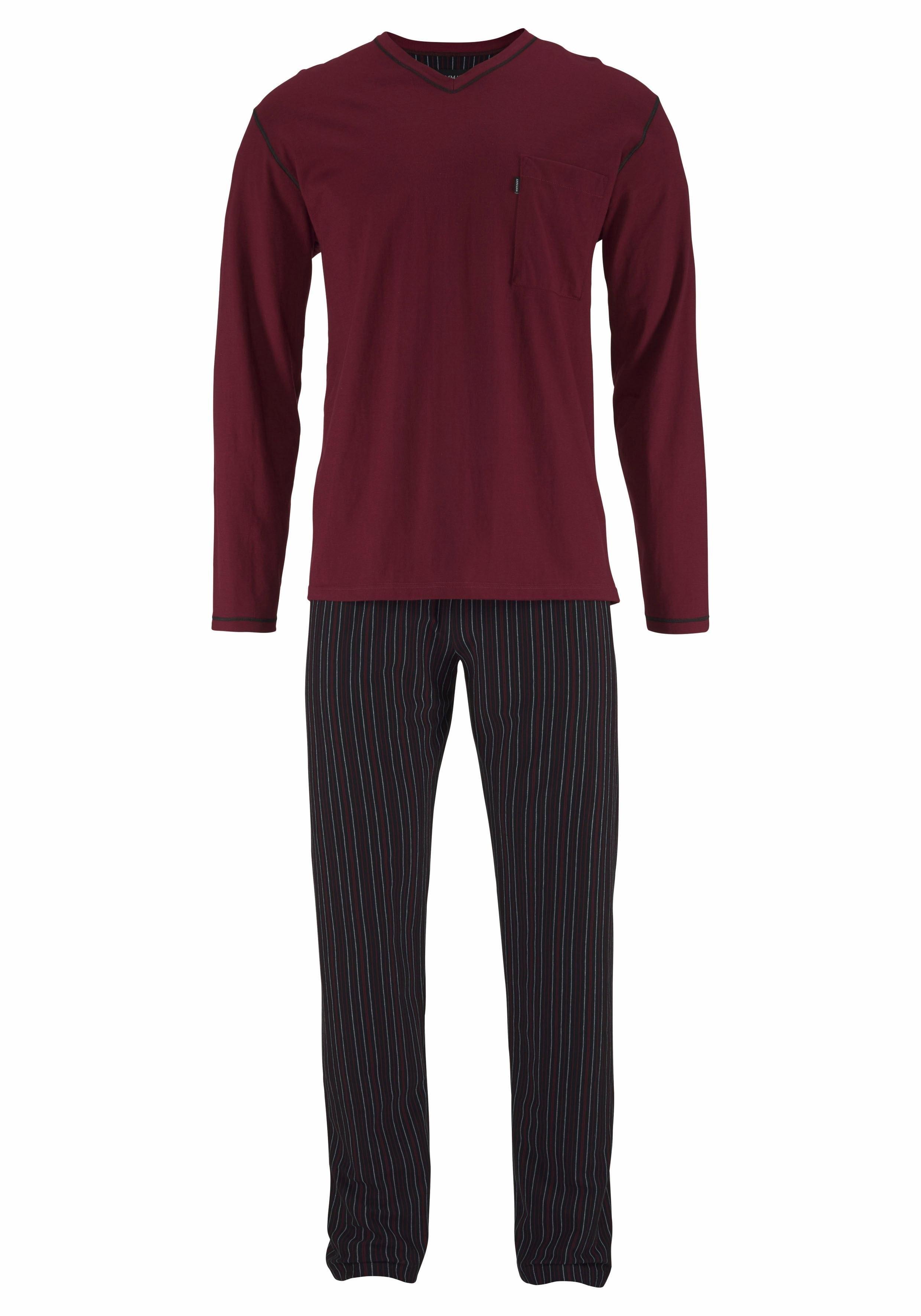 Ammann lange pyjama nu online kopen bij OTTO