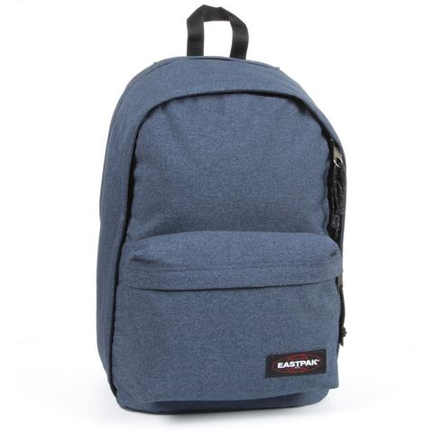 Eastpak rugzak met laptopvak, BACK TO WORK double denim