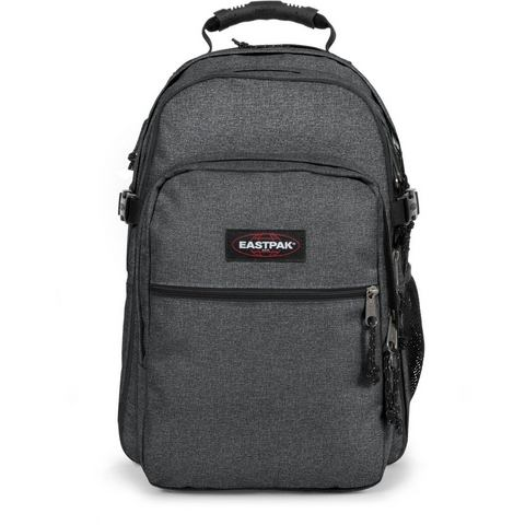 Eastpak rugzak met laptopvak, TUTOR black denim