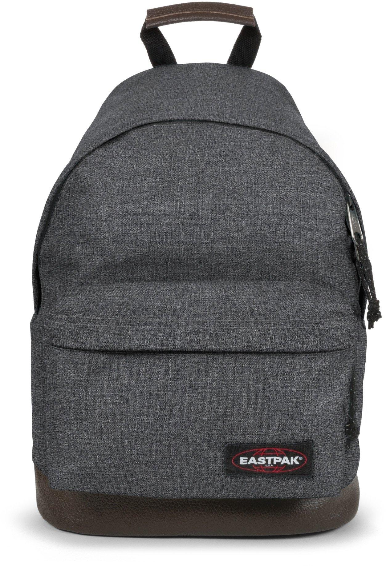 Eastpak rugzak, »WYOMING black denim« nu online kopen bij OTTO