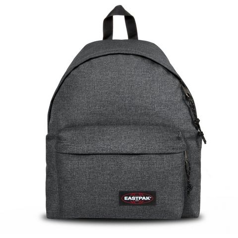 Eastpak rugzak, PADDED PAK'R black denim