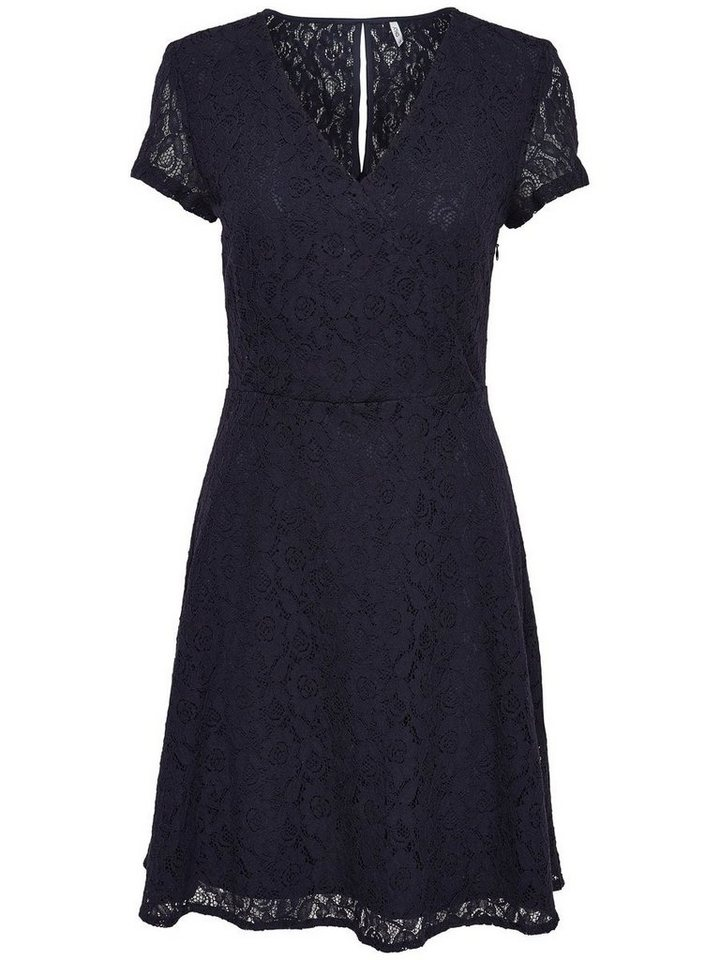 ONLY jurk blauw