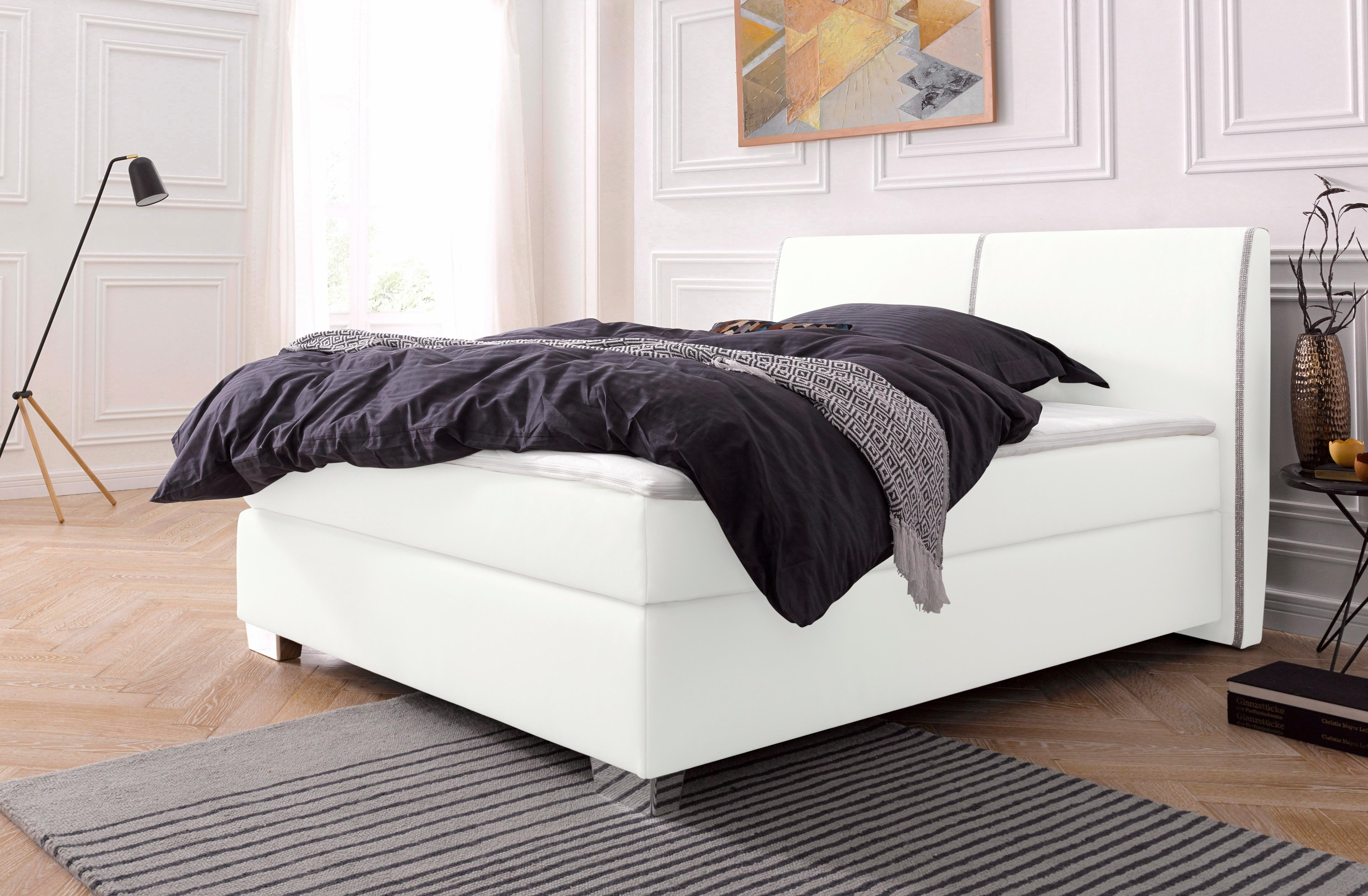 Afbeeldingsbron Boxspring incl topper