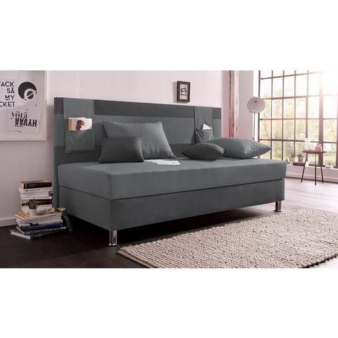 BRECKLE bed met bedkist