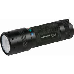 led lenser zaklamp »t² qc - blister« zwart