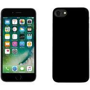 pedea gsm-hoesje »soft tpu case (glad) voor apple iphone 7« zwart