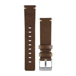 garmin reserve-verwisselbare armband »ersatzarmband leder vivomove« bruin