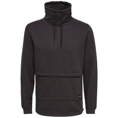 ONLY & SONS High-neck Sweatshirt