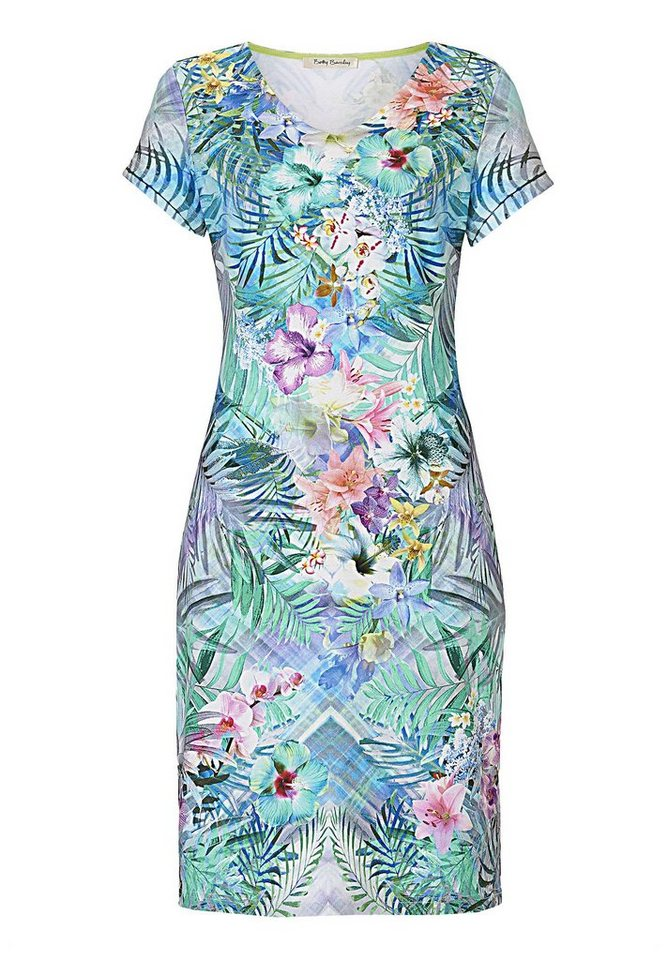 NU 21% KORTING: Betty Barclay jurk multicolor