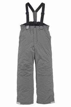 scout skibroek grijs
