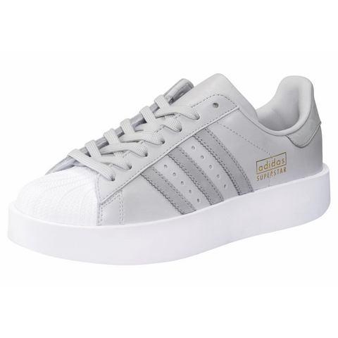 NU 20% KORTING: adidas Originals sneakers Superstar Bold W