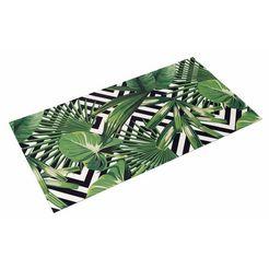 kindervloerkleed, »lovely kids 409«, boeing carpet, rechthoekig, hoogte 6 mm, gedessineerd groen