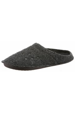 crocs clogs »classic slipper« zwart