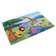 kindervloerkleed, »lovely kids 403«, boeing carpet, rechthoekig, hoogte 6 mm, gedessineerd multicolor